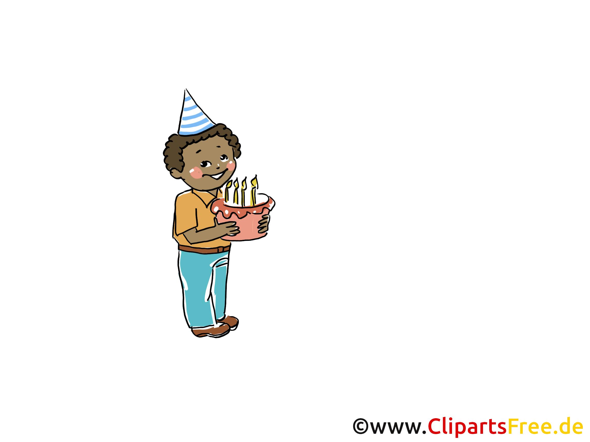 子供の誕生日の画像、クリップアート、漫画