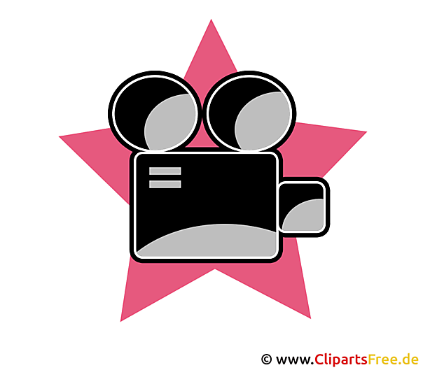 Cinema clipart  Cinema Clipart