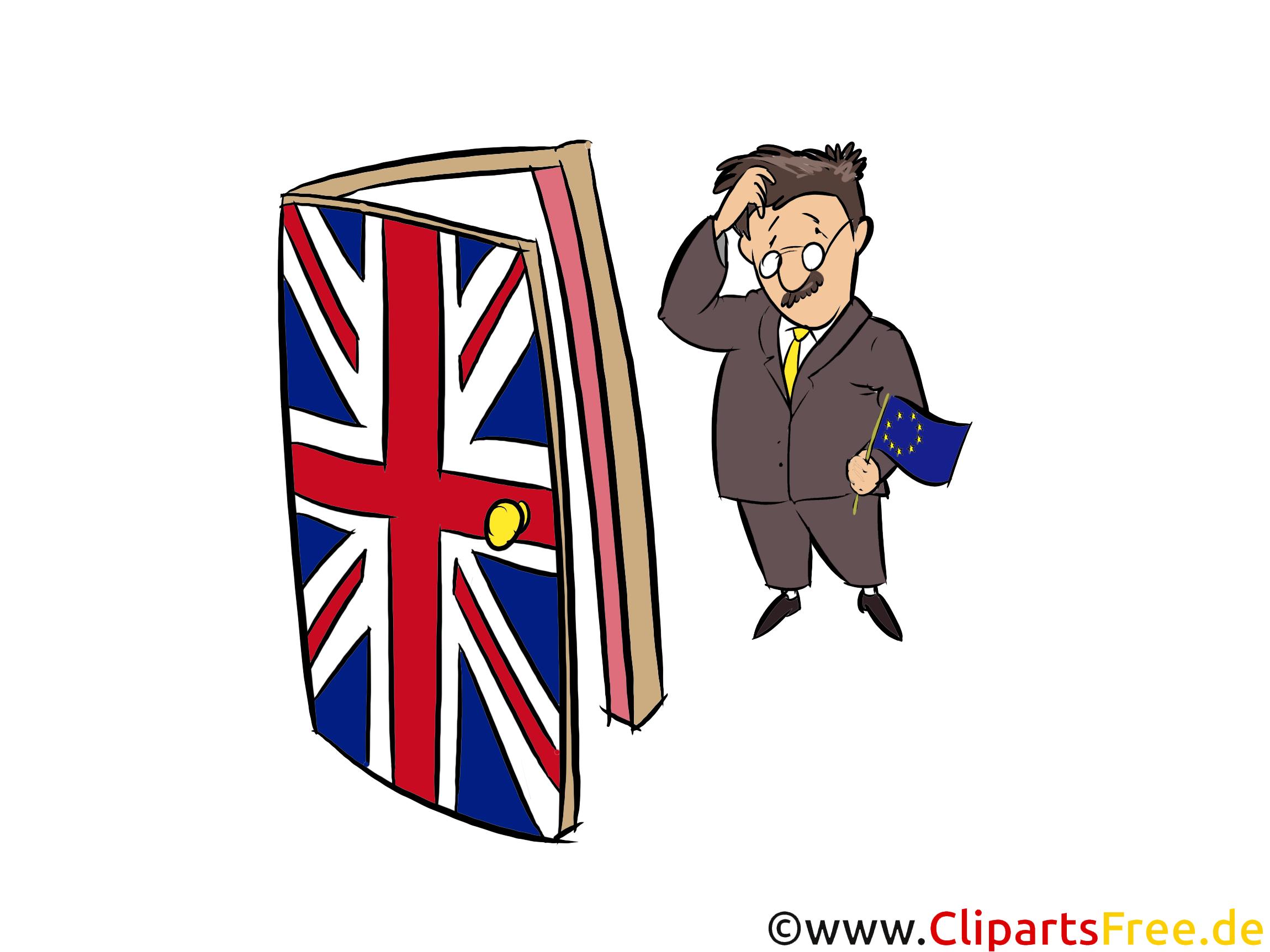 Brexit Illustration free