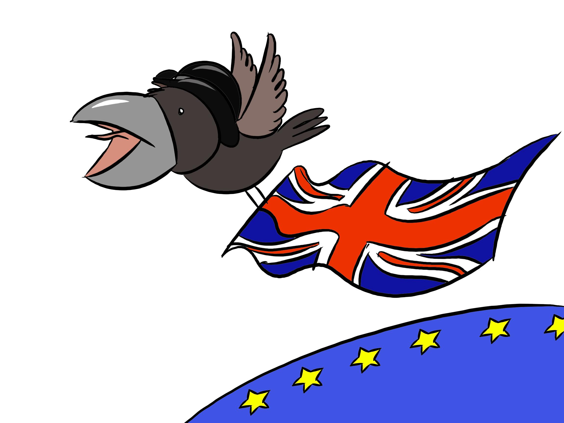 Brexit kostenloses Bild, Clipart