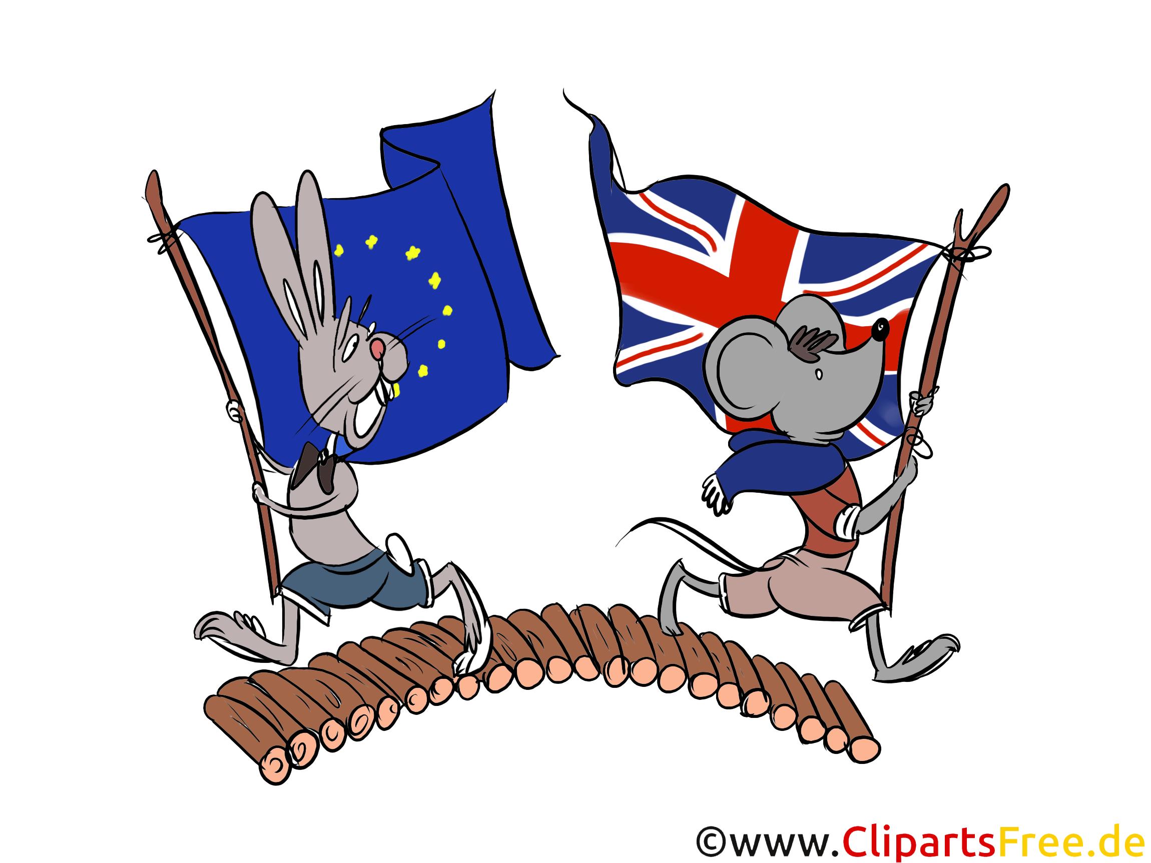 Kostenlose Illustration Brexit, Großbritannien, Eu- kostenloses Bild