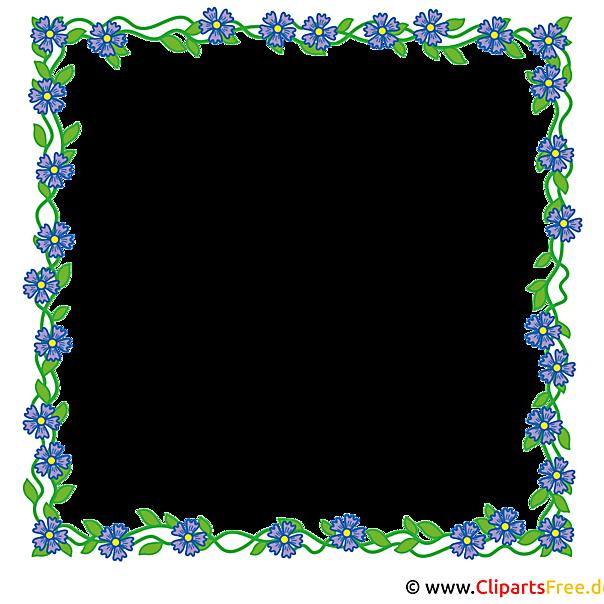 Blumenrahmen fur Bilder