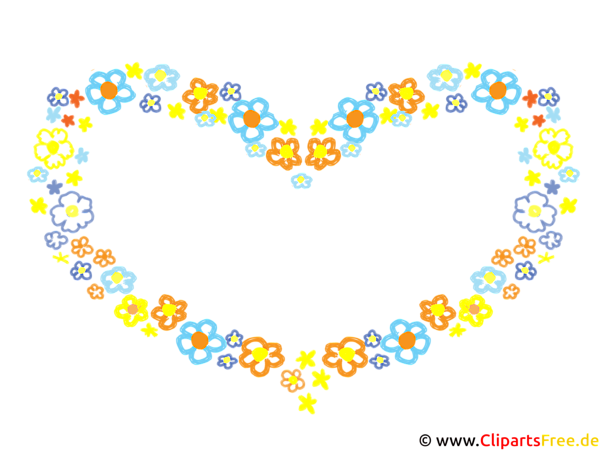 花ボーダーpng