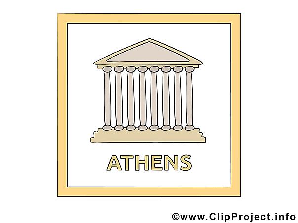 Athen Bild