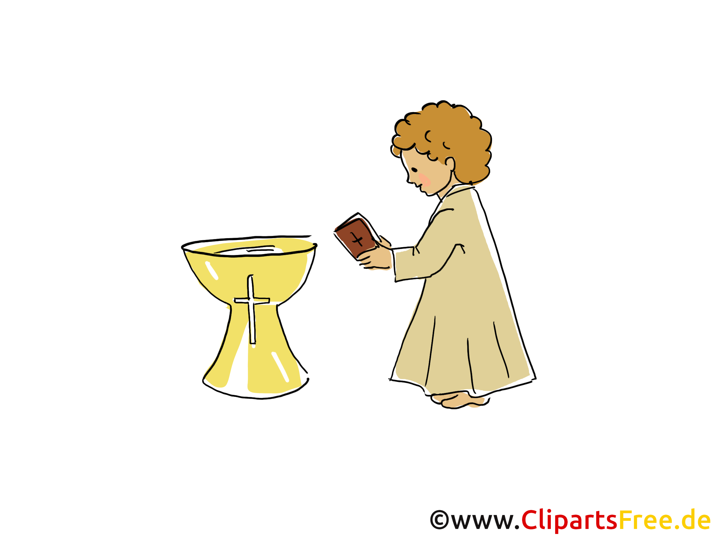 Danksagung Taufe selbst gestalten und per E-Mail versenden