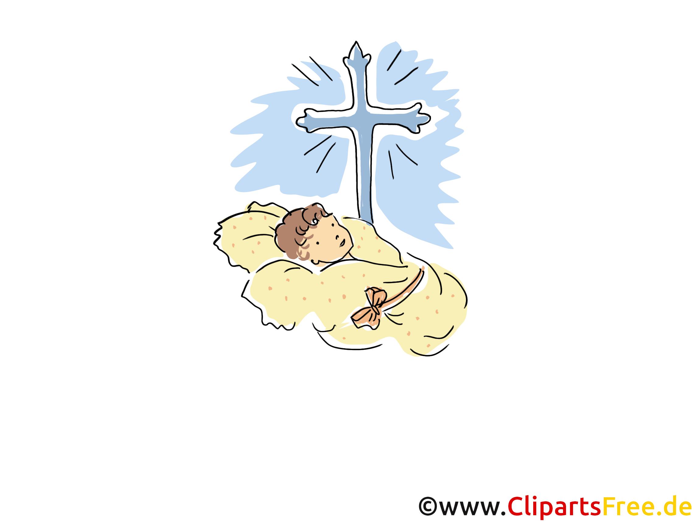 Taufe Bilder, Cliparts, Gifs, Illustrationen, Grafiken kostenlos