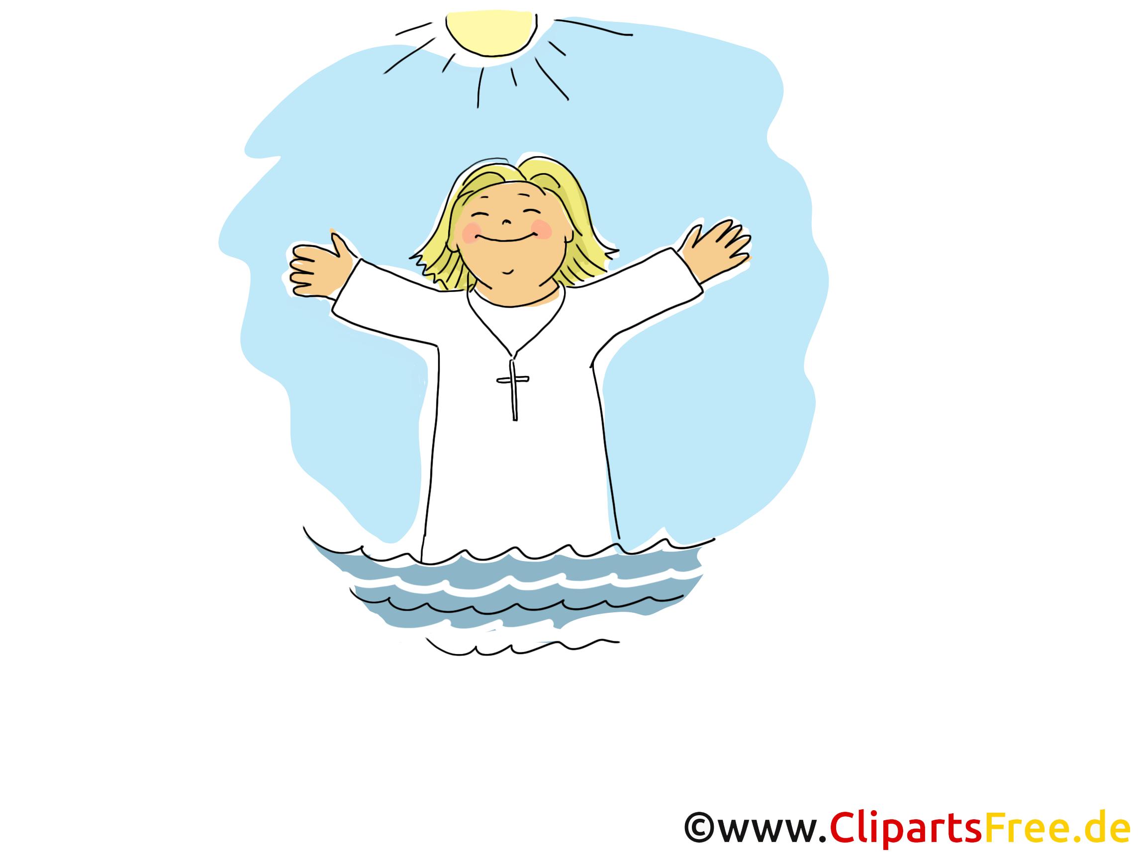 Wünsche Und Glückwünsche Zur Taufe Karte Clipart Bild