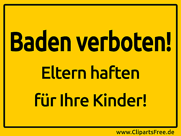 Baustelle schild comic  Schilder Bilder, Cliparts, Cartoons, Grafiken, Illustrationen ...