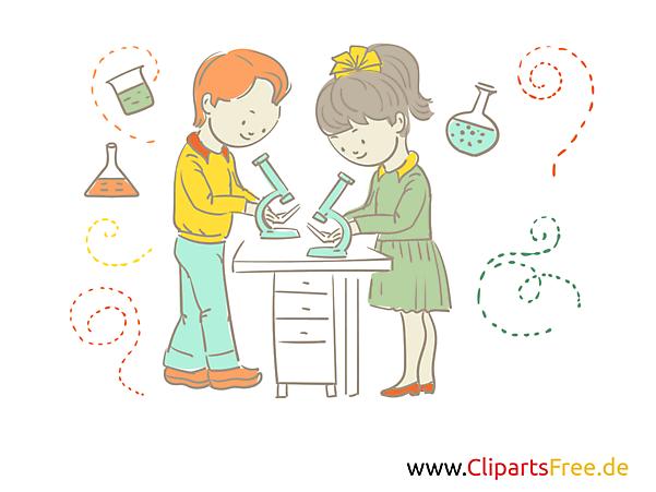 教室 - 化学レッスンの図のための画像