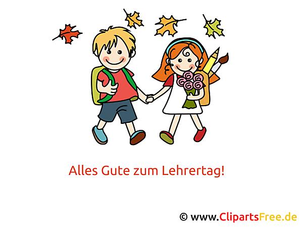 Clipart kostenlos Schule