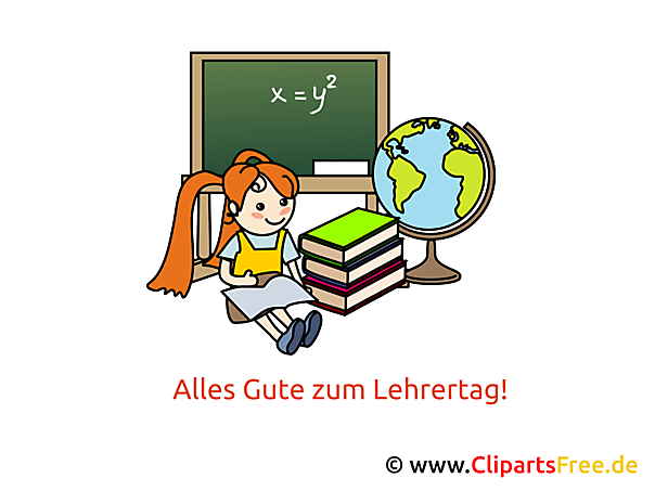 Schulklasse im unterricht clipart  Schule Bilder, Cliparts, Cartoons, Grafiken, Illustrationen, Gifs ...