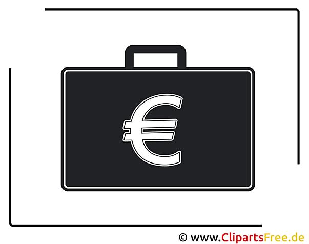Euro Clipart Geld kostenlos