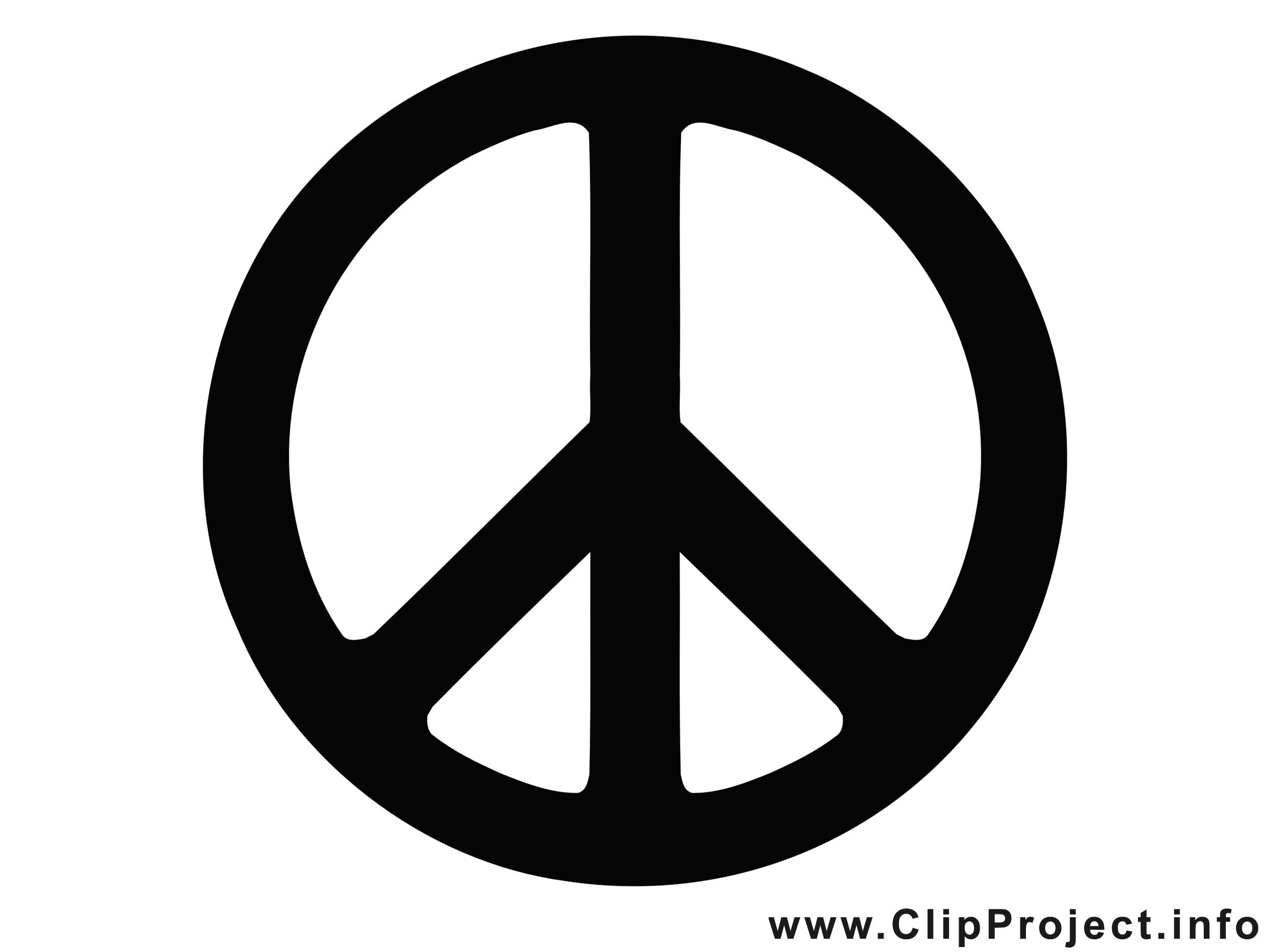 Frieden Zeichen Bild