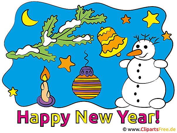 Bild Neujahr