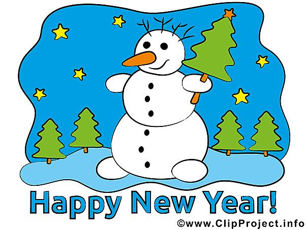 Bild Neujahrswuensche