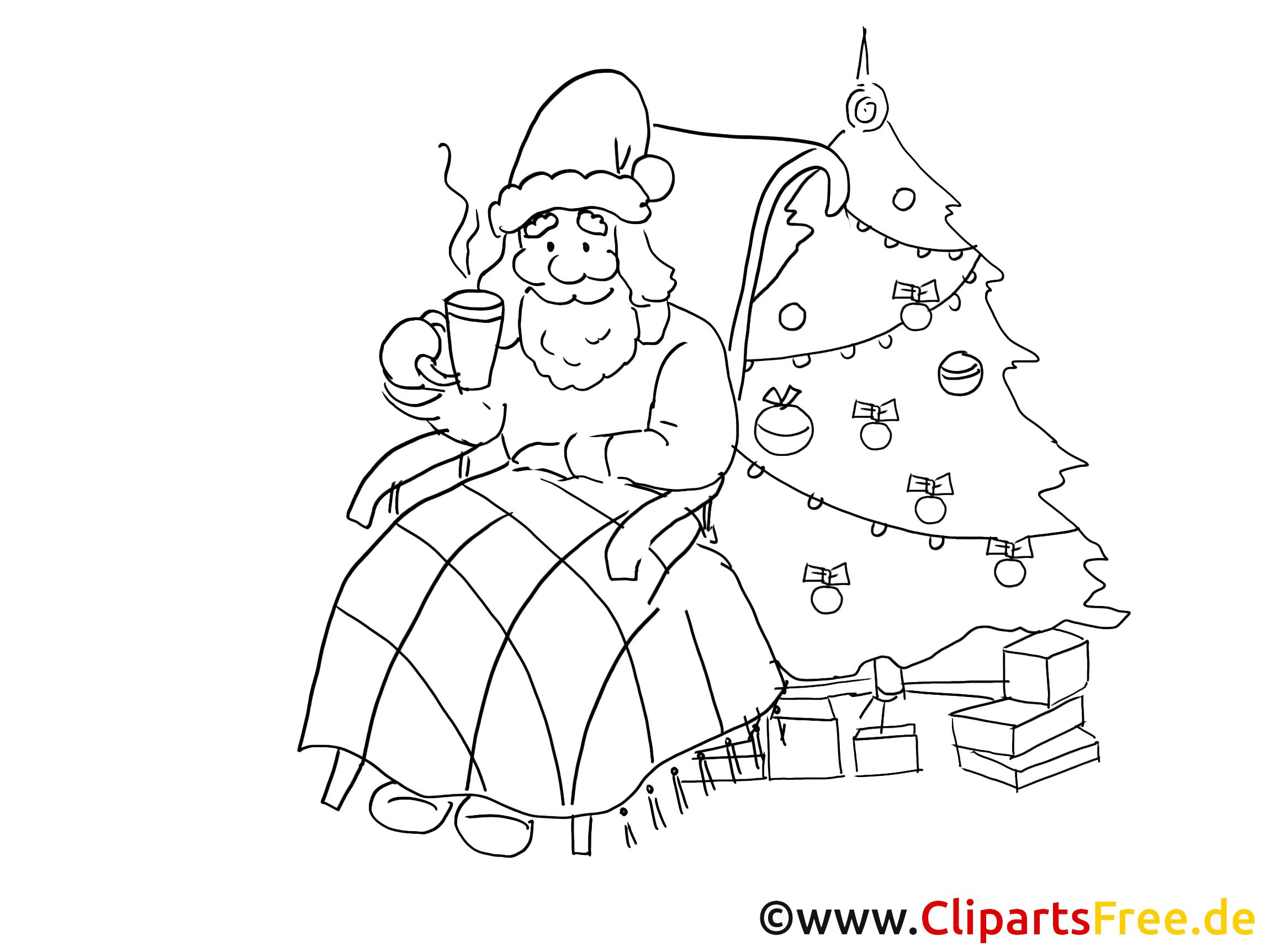 Weihnachtsmotive Schwarz Weiß Ausdrucken.Clipart Schwarz Weiss Zum Jahreswechsel Silvester Neujahr