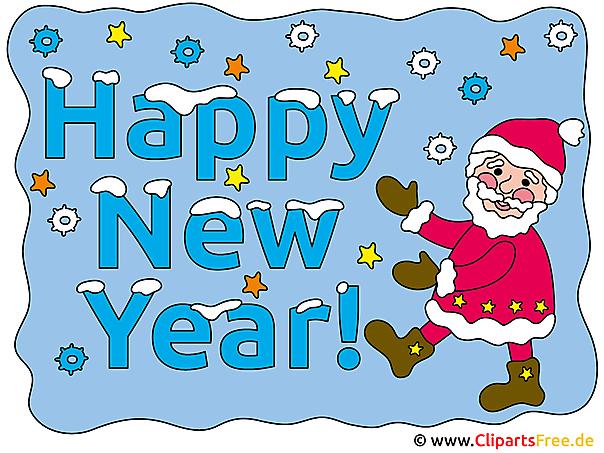 Nieuwjaar Clip Art