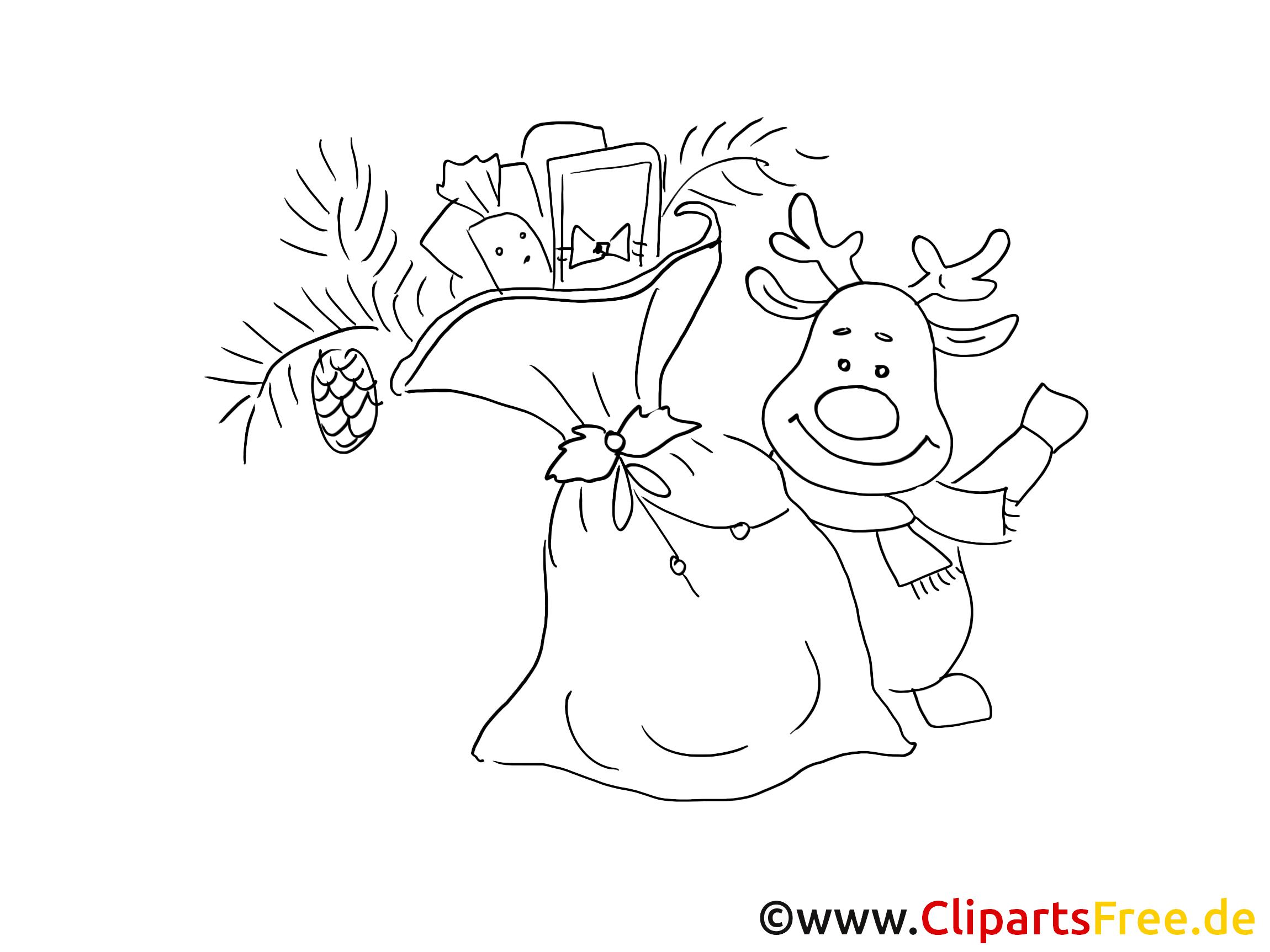 weihnachtsbilder schwarz weiß kostenlos