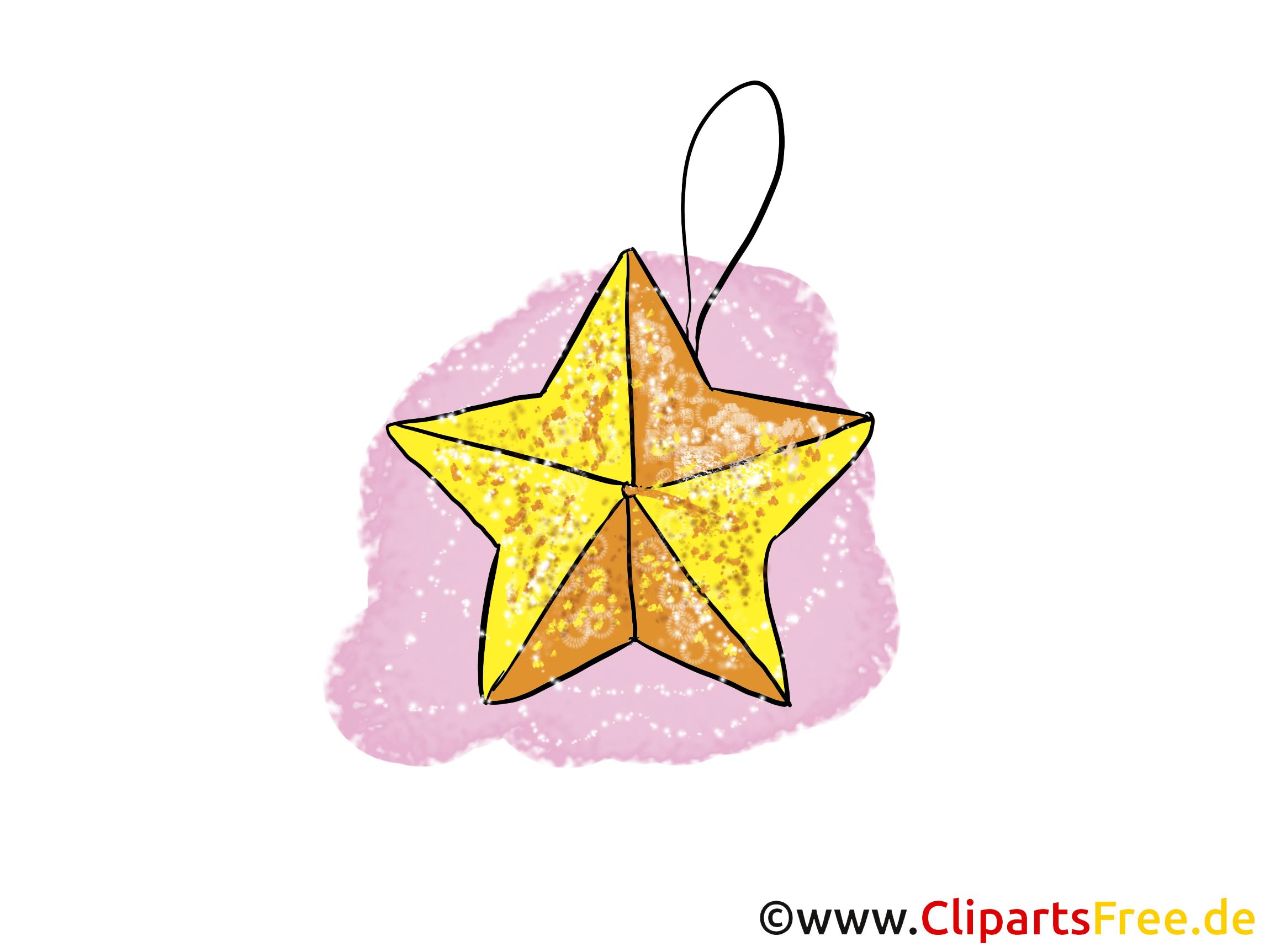 Star wenskaart, clipart, foto, cartoon gratis