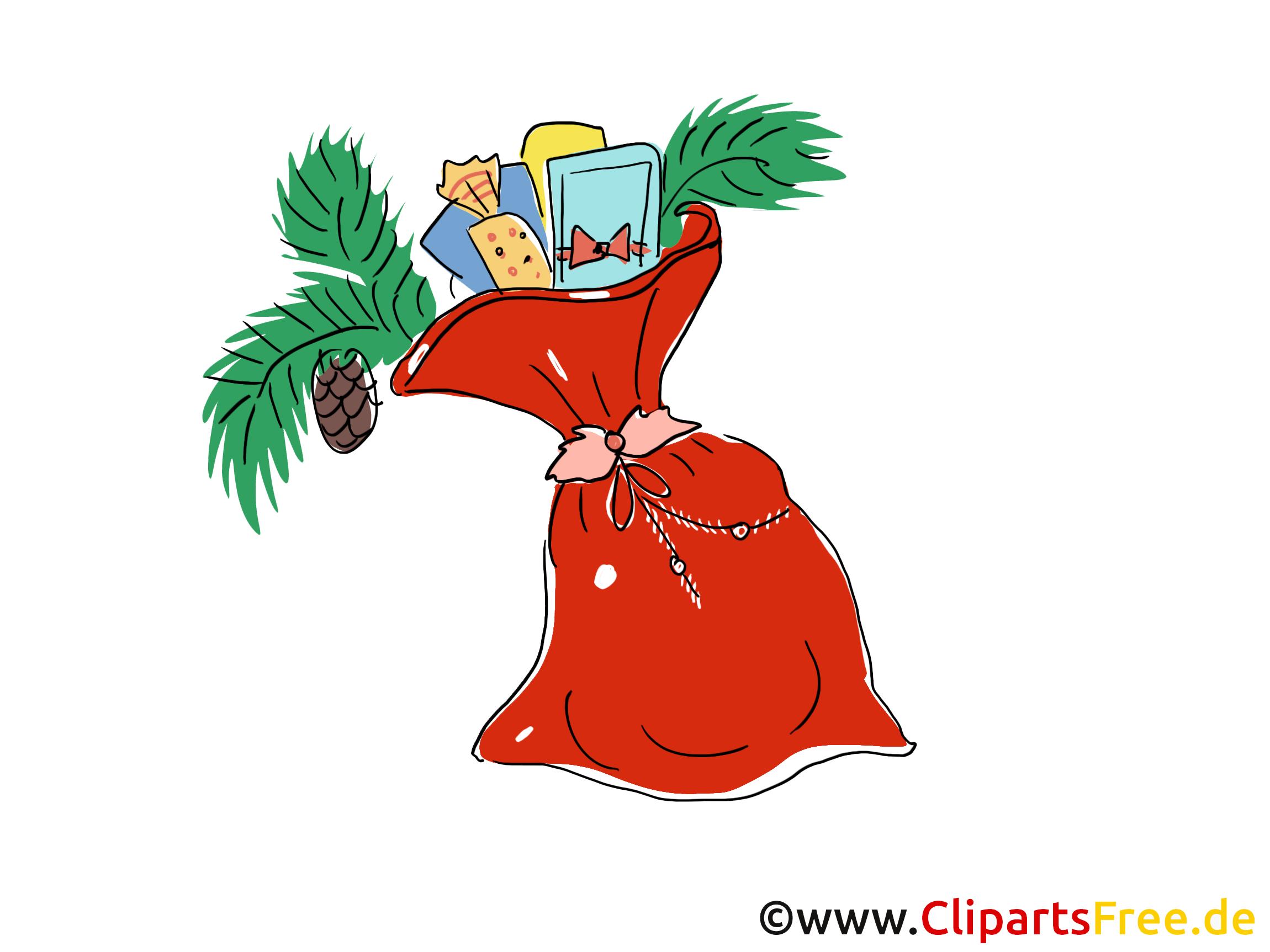 Sylvester Clipart Geschenke