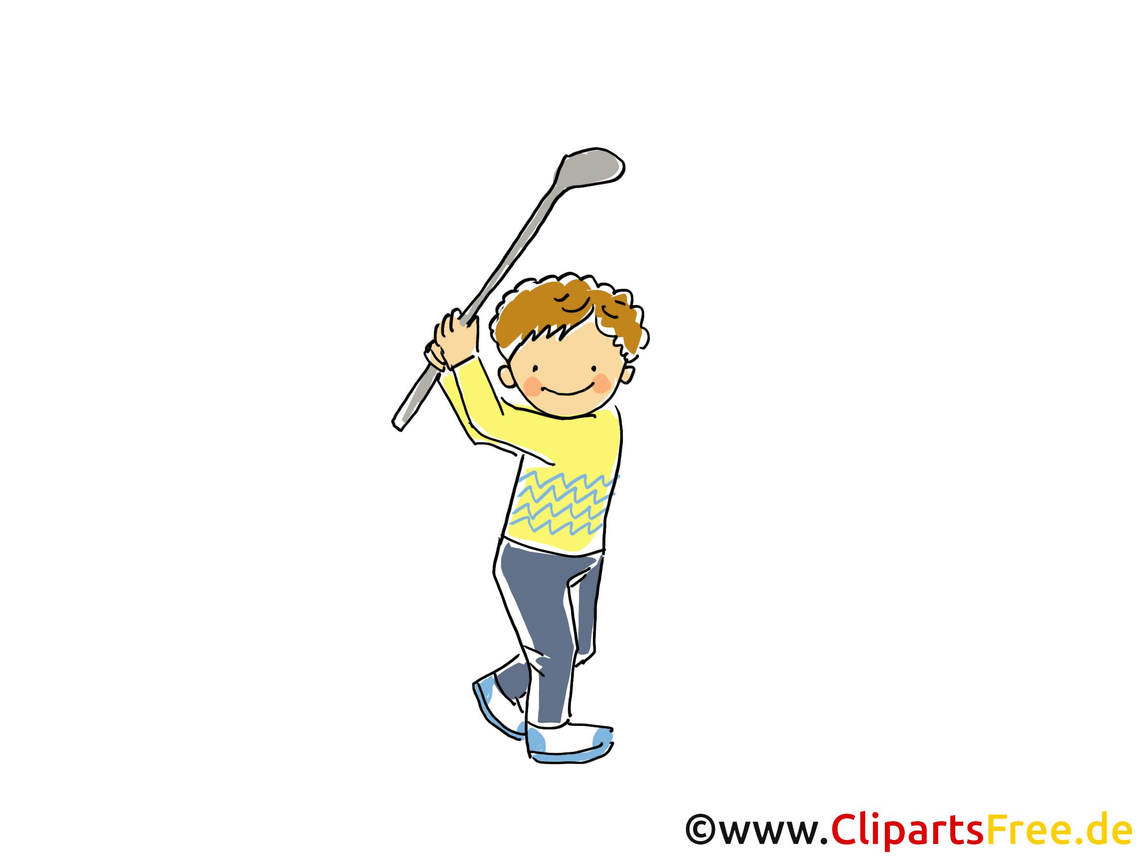 Cricketafbeelding, Sport Cliparts, Strip, Cartoon, Afbeelding gratis