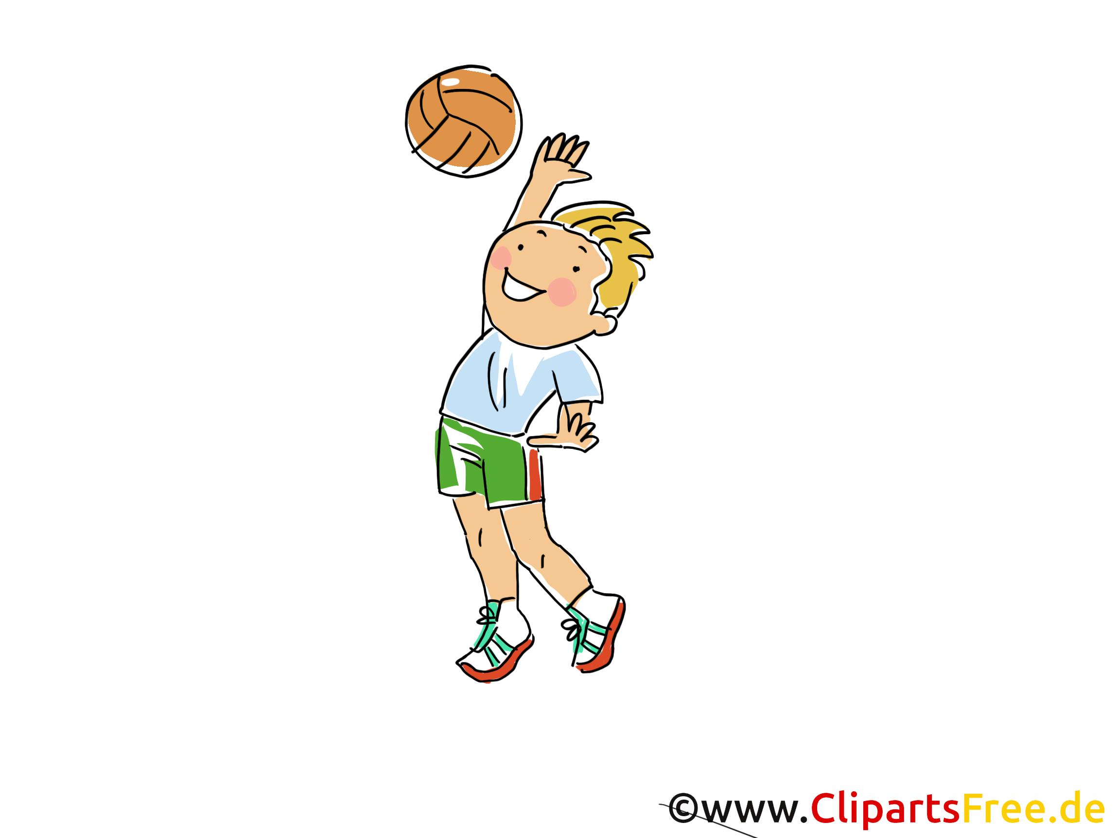 Sport Bilder Comic