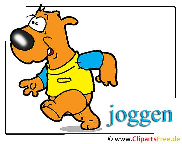 Jogging Image Clipart bedava Olimpiyatlar