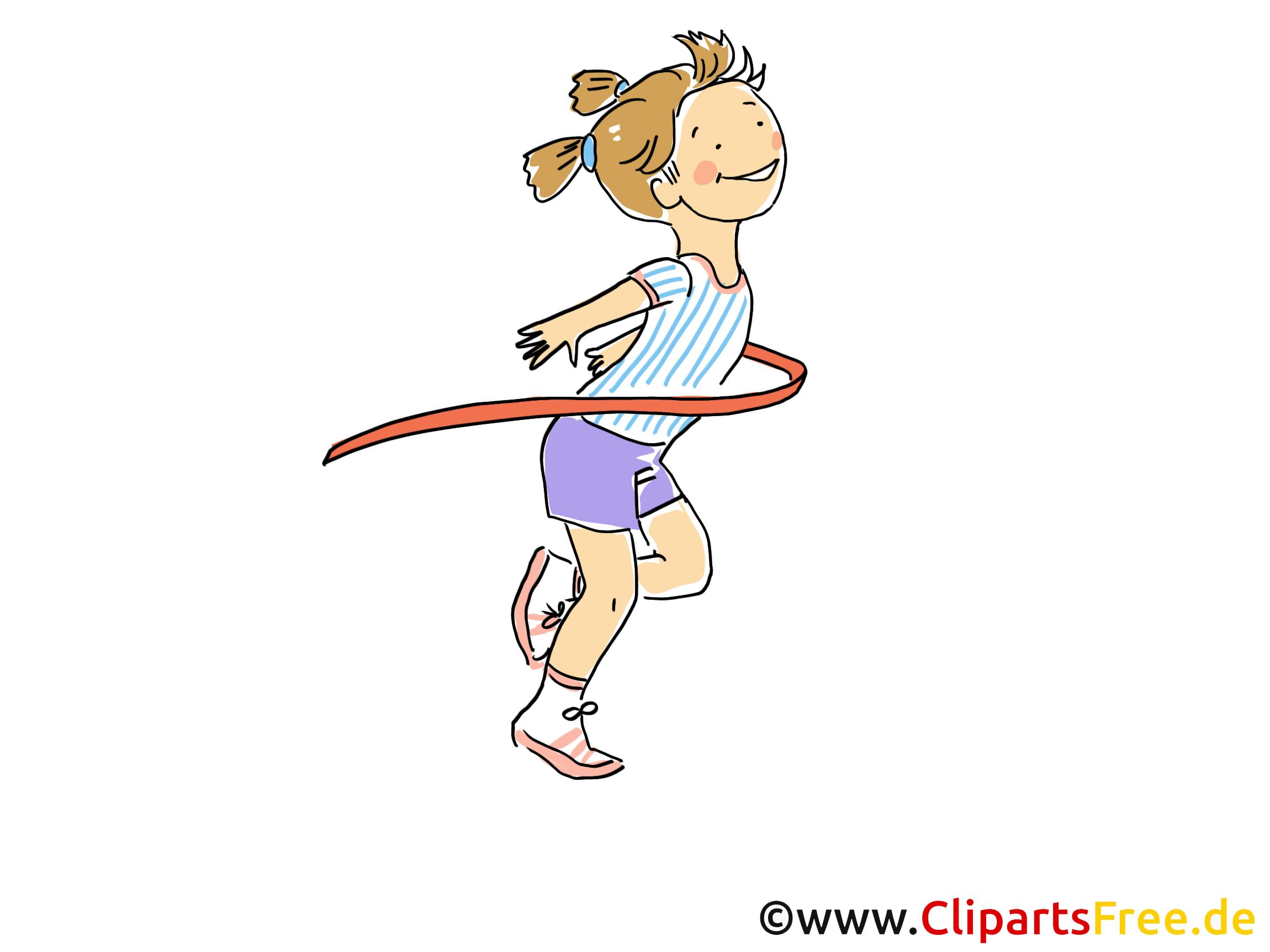 Jogging doelbeeld, clipart, cartoon, cartoon, afbeelding gratis