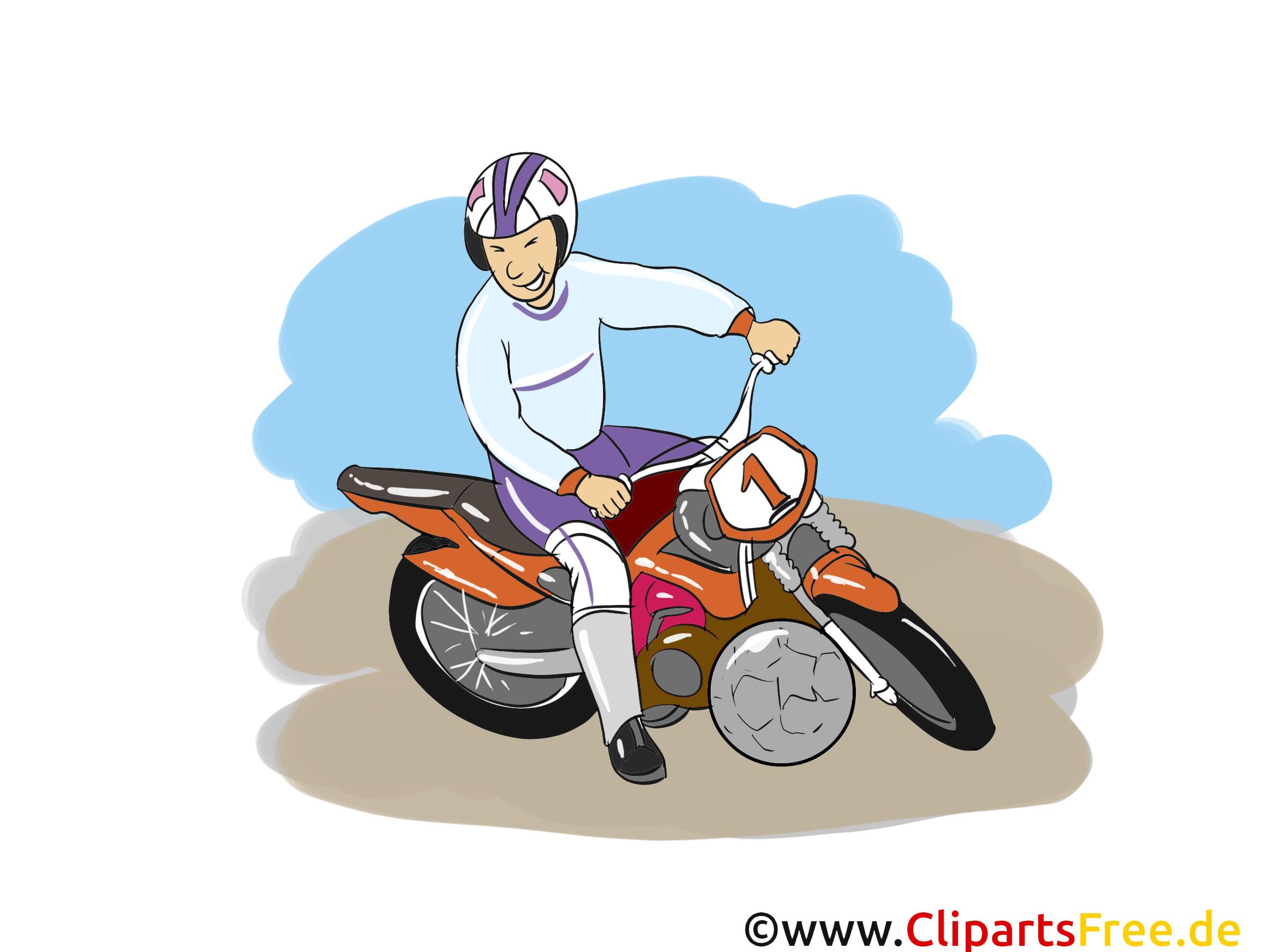 Motoball Championship Illustratie, Afbeelding, Cartoon, Afbeelding
