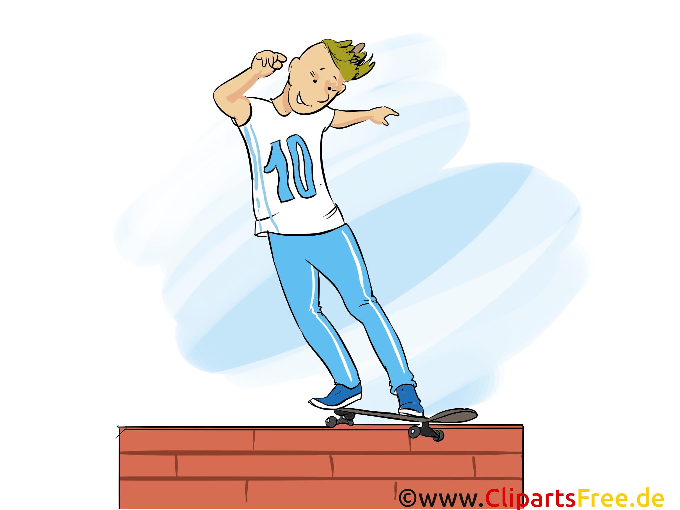 Schaatsen extreme grafische sport, illustratie, foto, tekenfilm