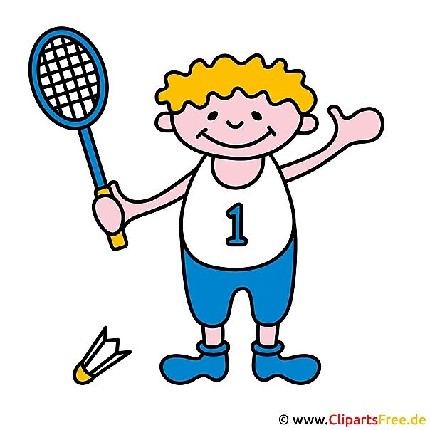 Ücretsiz Tenis çizgi film resim