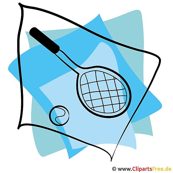 Tennis Clipart - Sport foto's gratis