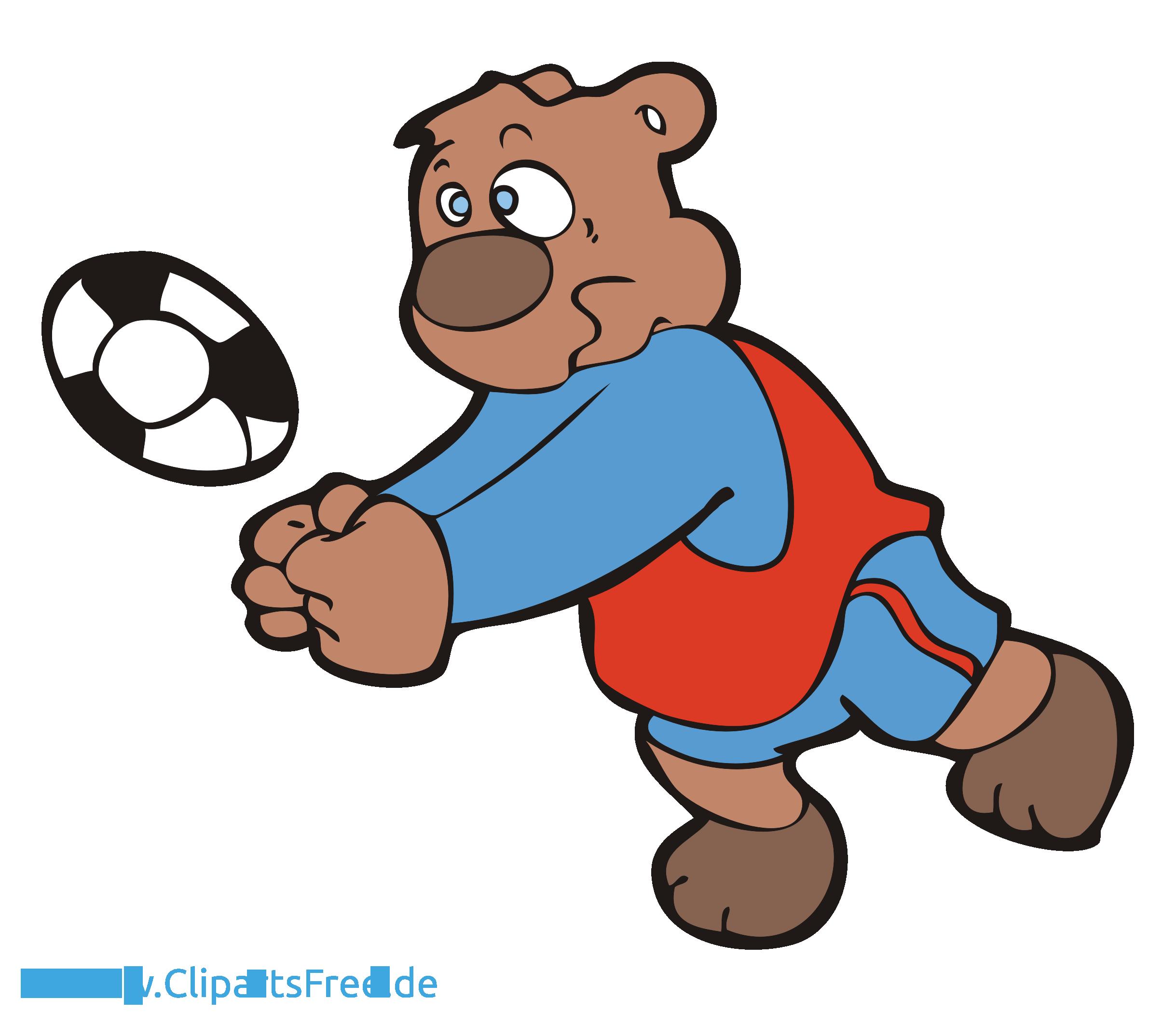 Volleyball clipart, afbeelding, cartoon, grafisch, illustratie