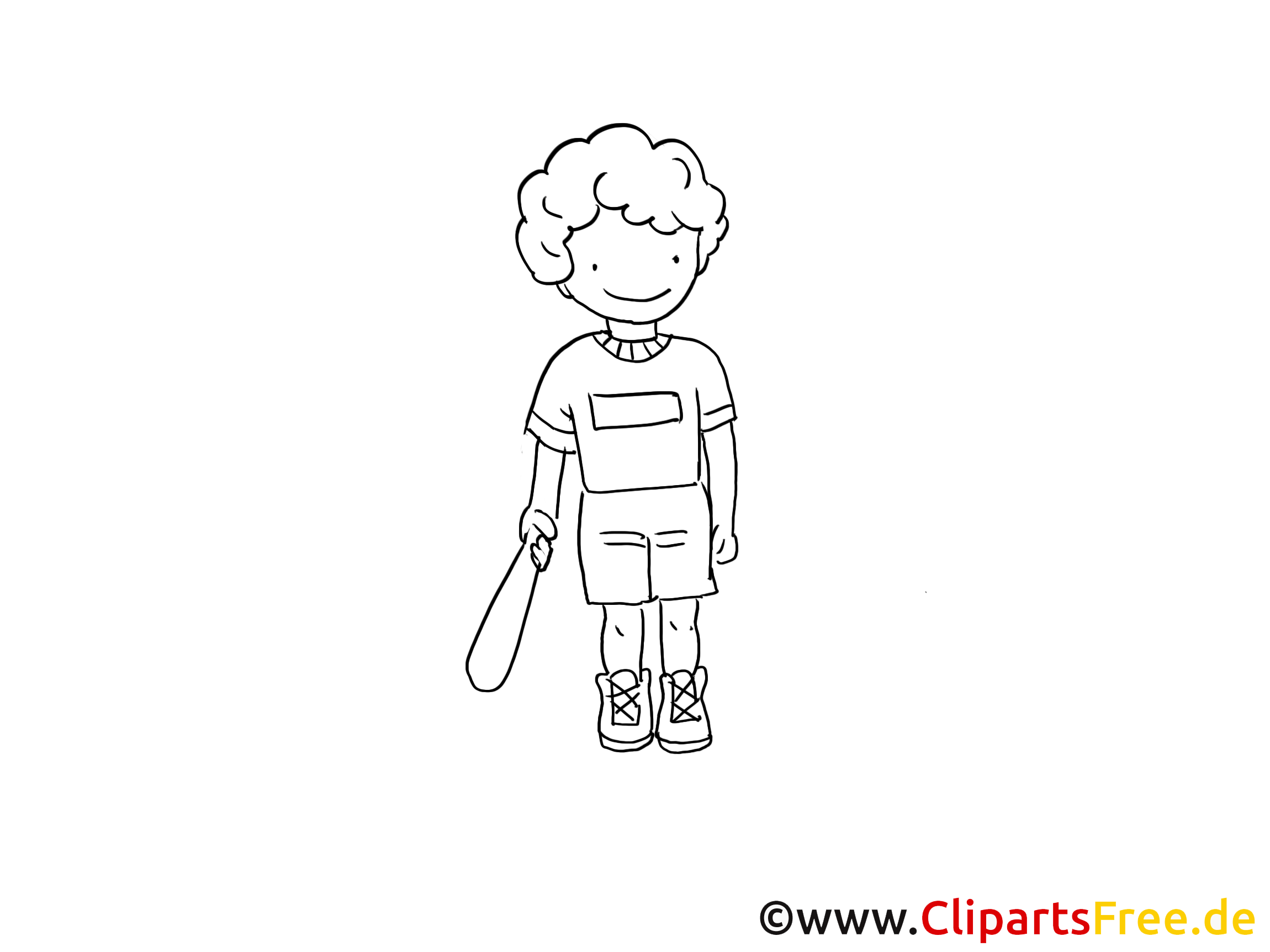 Beyzbol çizim siyah ve beyaz, resim, küçük resim, çizgi film, çizim karikatür