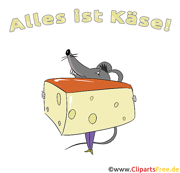 Facebook Bild lustig - Alles ist Käse
