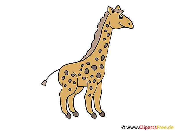 Giraffe Comic