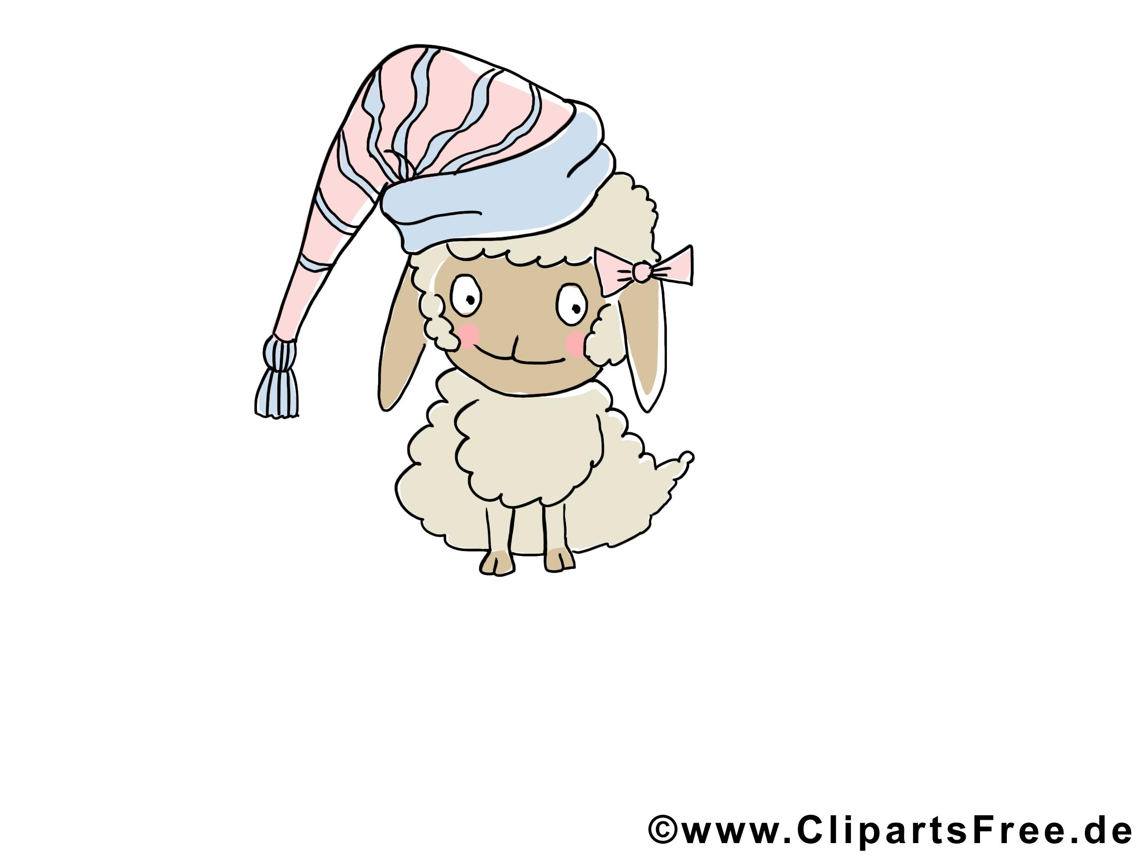 Sheep Clip Art free