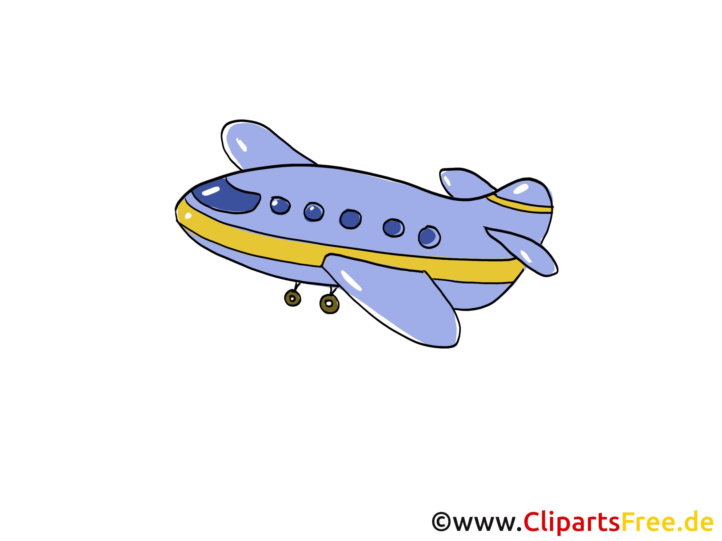 flugzeug comic