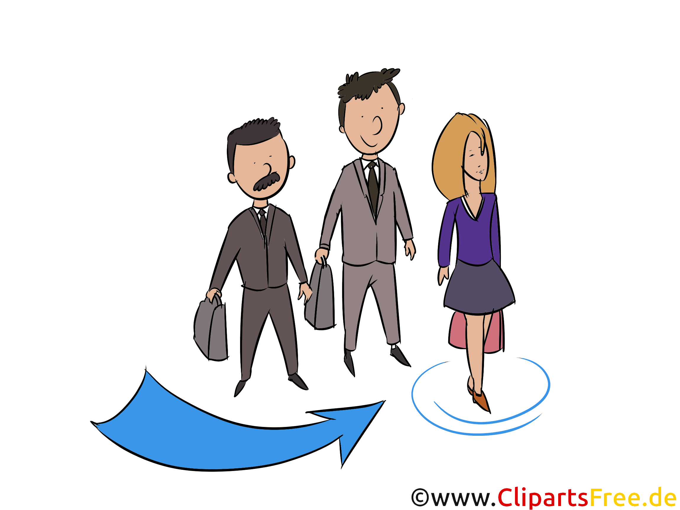 Personal Clip-Art und Illustrationen