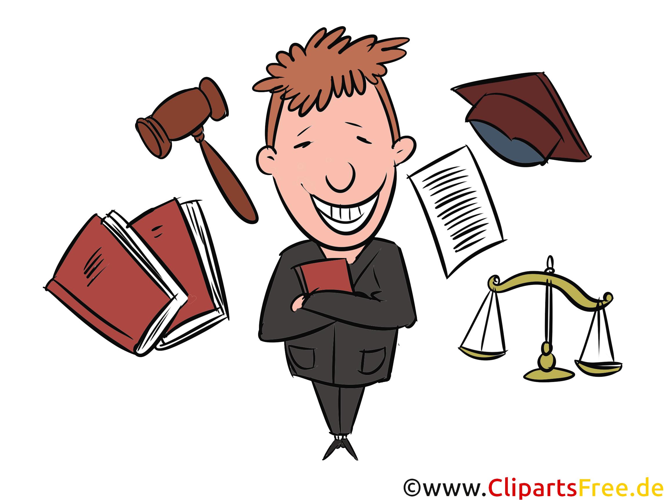 Advokat Clipart, Verteidiger Illustration,  Recht Bilder