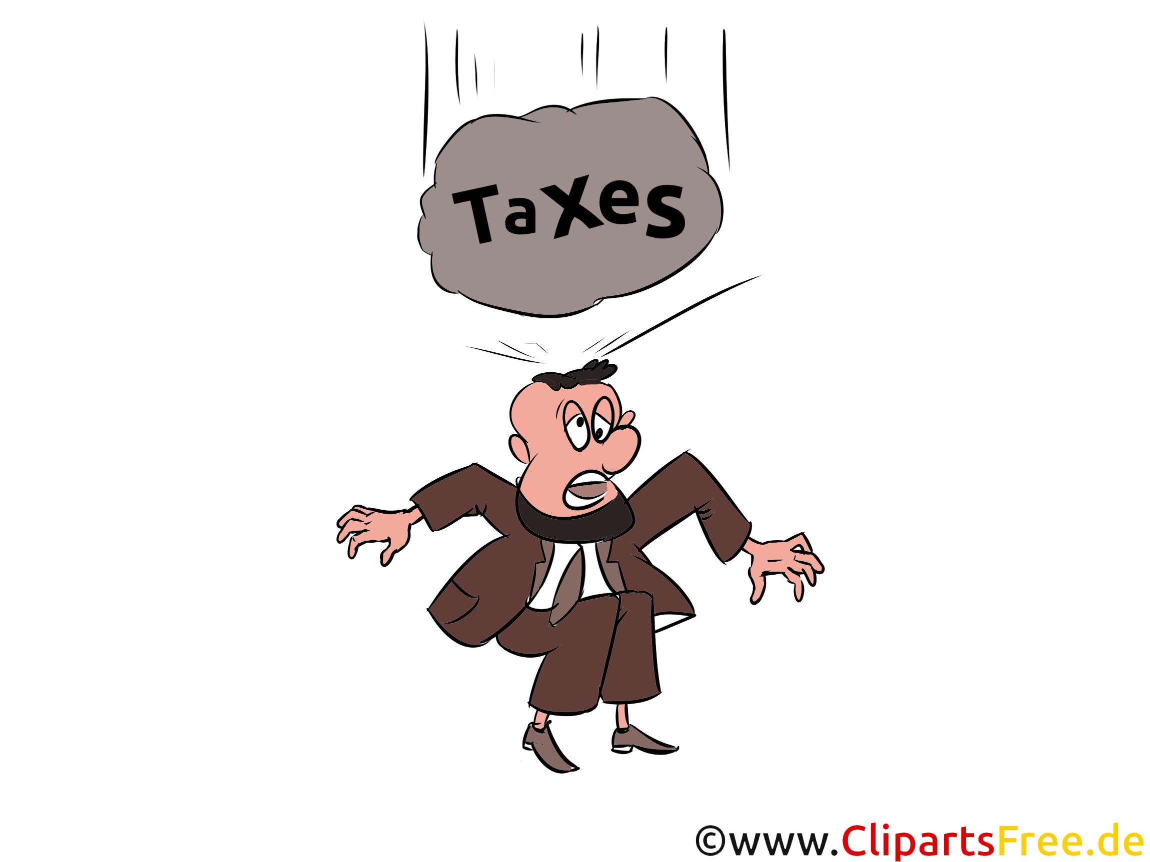 Clipart Steuern