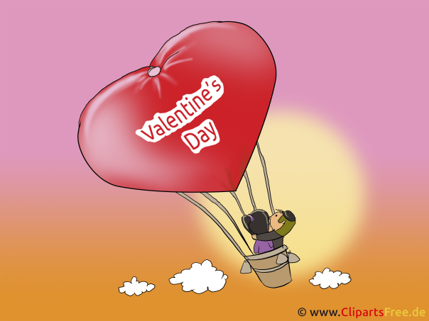 Valentinstag Bilder Cliparts Cartoons Grafiken Illustrationen