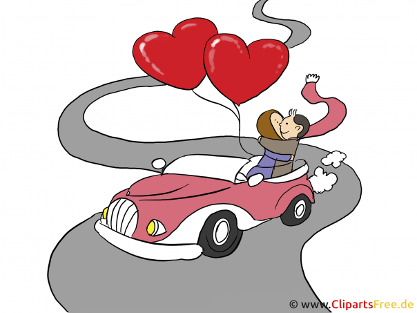 Aşk resmi - Clipart