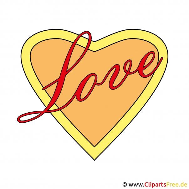 Valentinstag Clip Art free