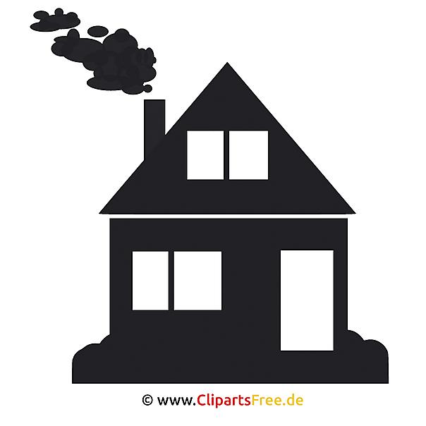 Haus Bild - SVG Grafiken