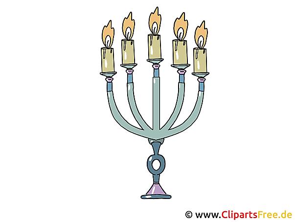 Adventsbilder mit Kerzen