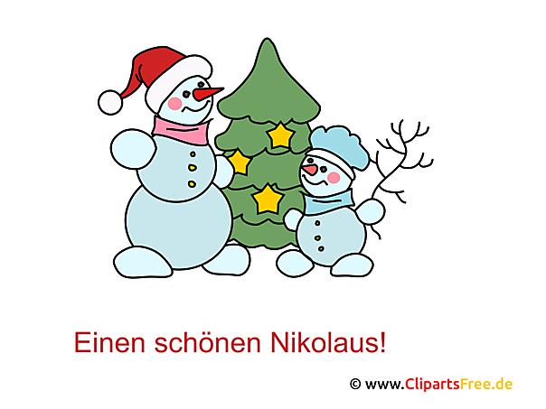 Bilder zu Nikolaus