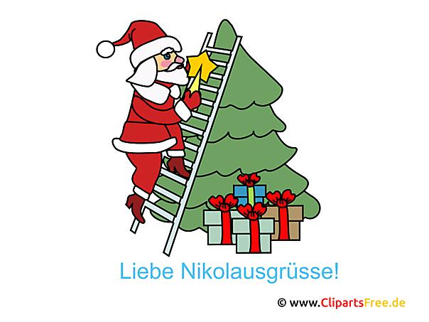 Schönen Nikolaus Bilder