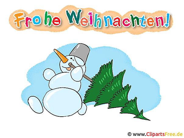 Weihnachten Cartoons - witzige Bilder zu Weihnachten