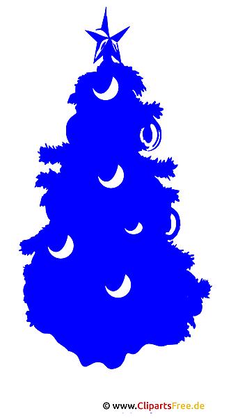 Weihnachtsbaum Piktogramm-Bild PNG